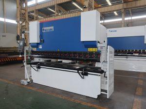 100T 2500 Màquines de doblatge de fre de premsa hidràulica de 2 eixos