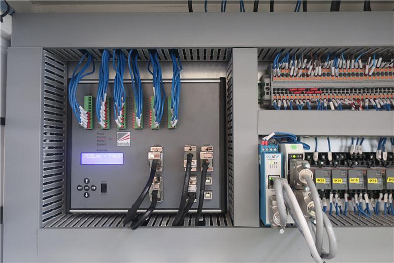 Lazersafe PCSS Una sèrie de PLC de seguretat