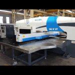 30 ton CNC servo de punxonadora hidràulica