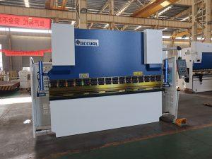 Màquina de fre de pressió hidràulica de 300 Ton per a màquina 5M amb certificació de seguretat CE