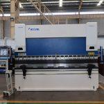 WC67K fre de pressió hidràulica CNC, preu de màquina de plegat CNC