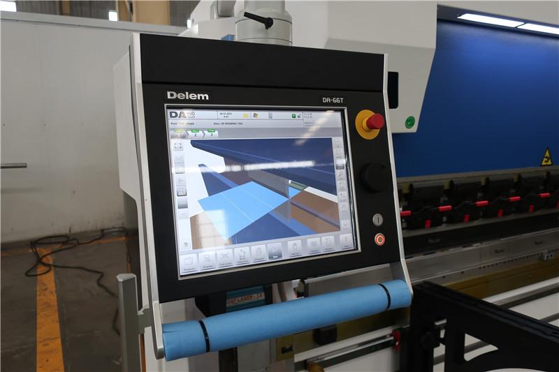 Sistema de CNC 3D DELEM DA66T