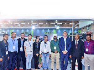 Accurl va participar a l'Exposició Índia el 2016