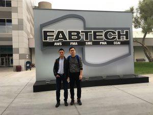 Accurl va participar al Saló de màquines de Las Vegas als Estats Units el 2016