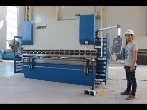 Eix CE 2 CNC fre de premsa 130Tx3200 E200 NC Sistema de control NC presa màquina de fre