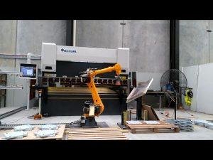 Frens de pressió CNC robotitzats per al sistema de cèl·lules flexibles robòtiques