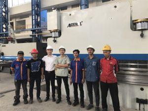 La Delegació d'Indonèsia va venir a visitar la nostra fàbrica