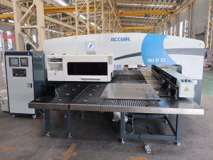 màquina de premsa perforadora amada cnc
