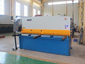 famosa marca de cisalla hidràulica QC12y / K 12X3200 de bona qualitat