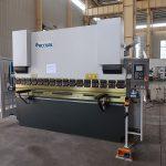 màquina automàtica de plegat d'acer per a plaques de frens de premsat hidràulic de planxa de frens