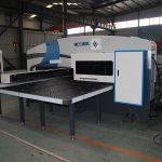 sistema siemens perforadora de torreta CNC, perforadora automàtica de punxonadora preu per a punxonadora CNC
