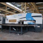 Pressió de punxonadora hidràulica CNC per a màquina de premsat de 30 ton cnc