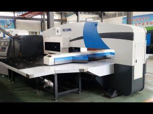 fabricants de premses de punxonat cnc - premses de punxonat de torreta - servomotors de 5 eixos per servoners cnc