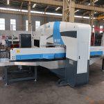 sistema siemens perforadora de torreta CNC, perforadora automàtica d'orificis, premsat de punxonat CNC