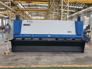 màquina d'escalfament hidràulic de venda en calent (QC11Y-16X3200)
