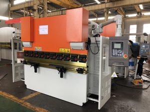 Fre de pressió hidràulica CNC per marc de porta (WC67Y-63TX2500)