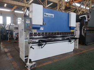 fre de pressió hidràulica per a la làmina d'equipament de cuina 200 dt. 3000 mm