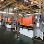 WC67K-30T fre de pressió hidràulica de 1600 mm, màquina de plegat de xapa, amb certificat CE