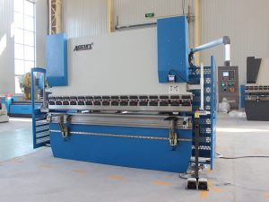 Wc67y 40t Xina fabricat manual de màquina plegadora manual màquina de fre d'impressió, doblat marchine en estoc