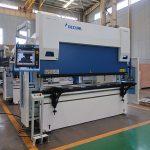 Wc67y-125t / 2500 màquina de doblatge de làmina de fre hidràulica amb bon preu