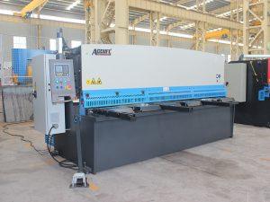màquina hidràulica de cisalla hidràulica de guillotina d'alta qualitat