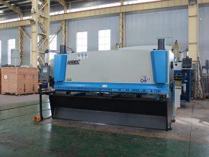 Màquina de tall de guillotina hidràulica QC11Y